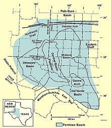 The Panhandle of the Permian Basin