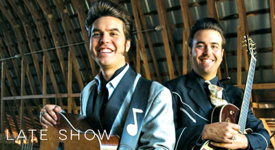 BT- Malpass Brothers, November 9, 2019, doors open 6:45pm, ***LATE SHOW***