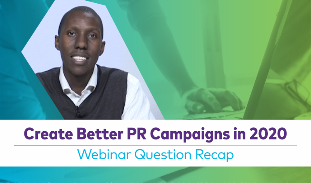 In this short video, Intrado Digital Media's Apollo Otika shares how the Notified platform can help you create better PR campaigns.
