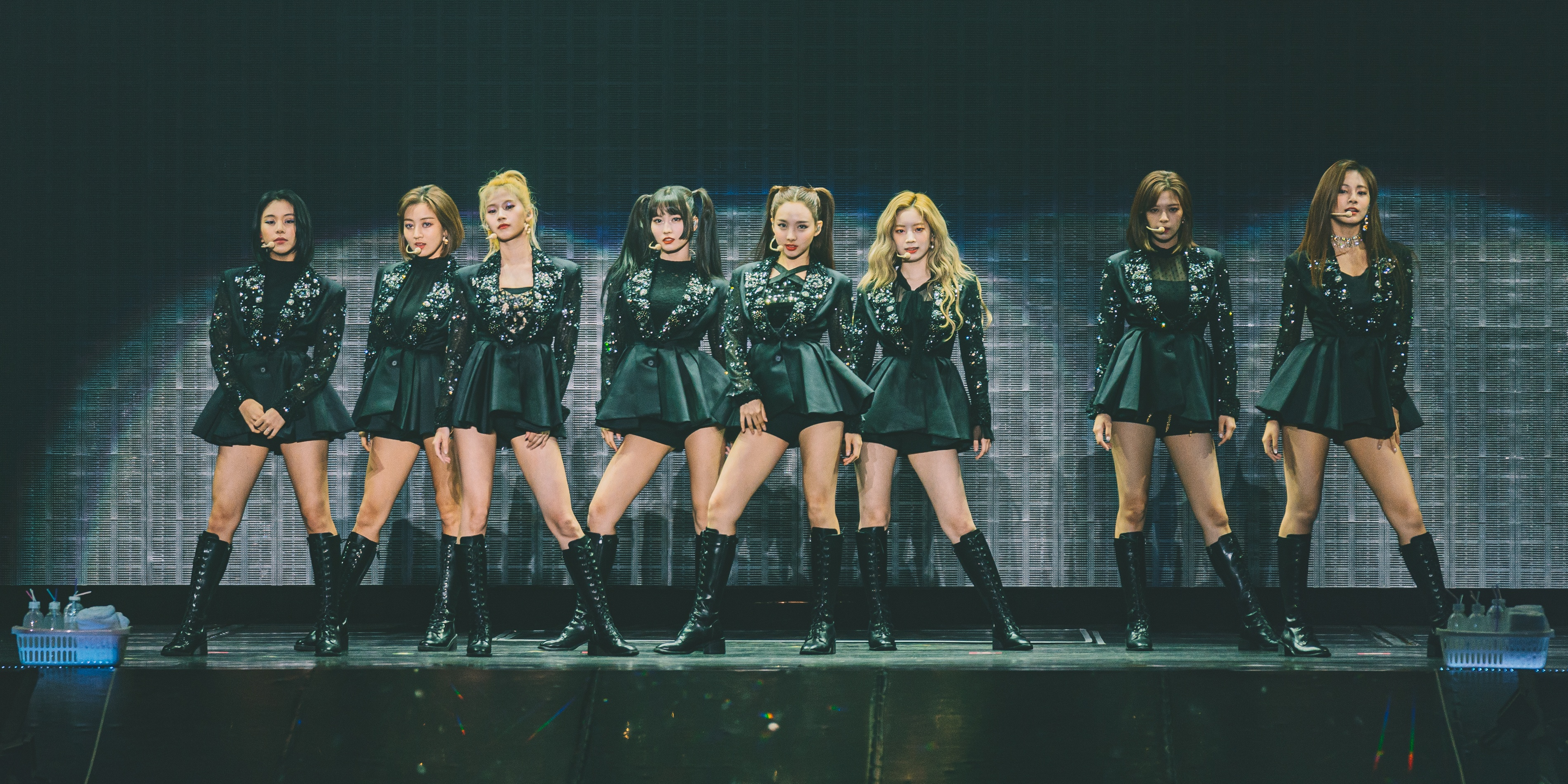 TWICE ensures the show must go on despite member's absence