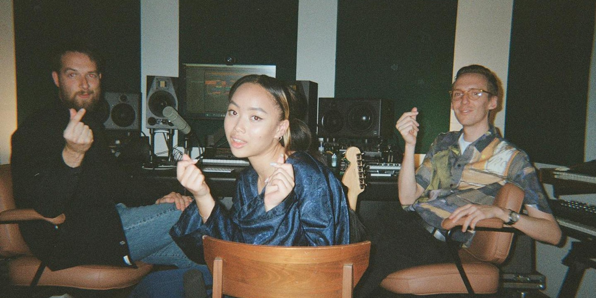 Feel '1,000,000 x better' with HONNE and Griff's collaborative single – listen