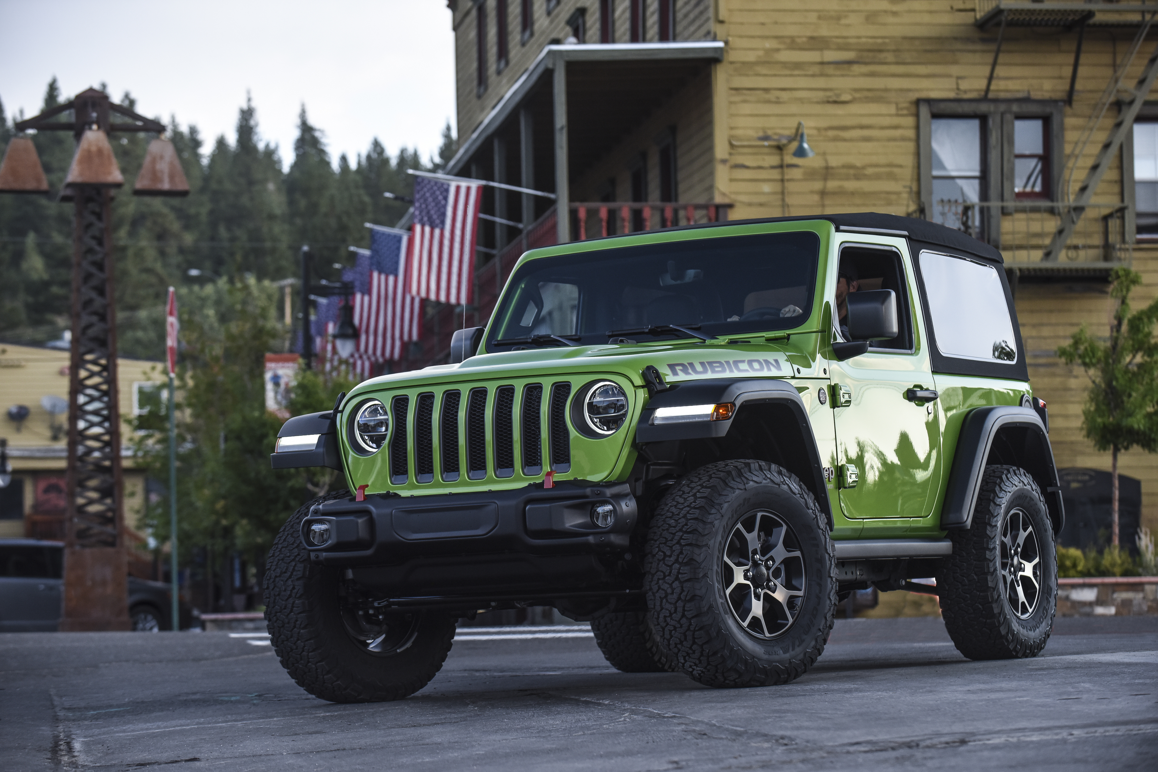 Jeep Wrangler Rubicon 2019 Review Price Features And Handling