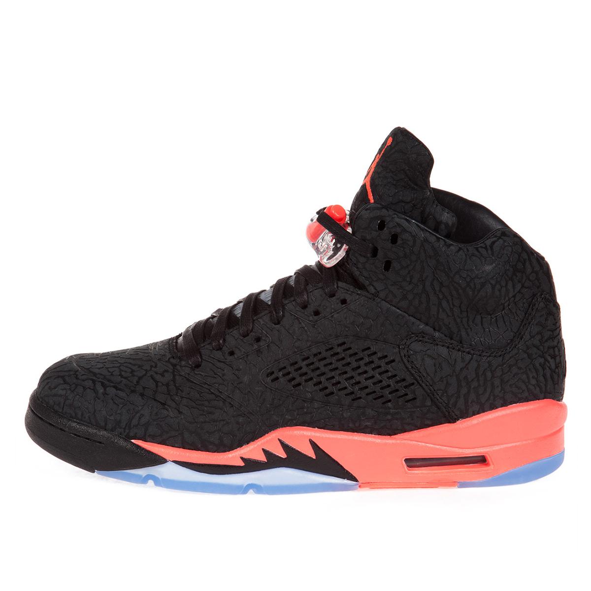 Air Jordan Nike AJ 5 V Retro Infrared 23