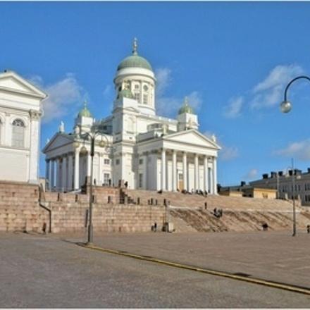 Tour of Tallinn, Helsinki & St Petersburg