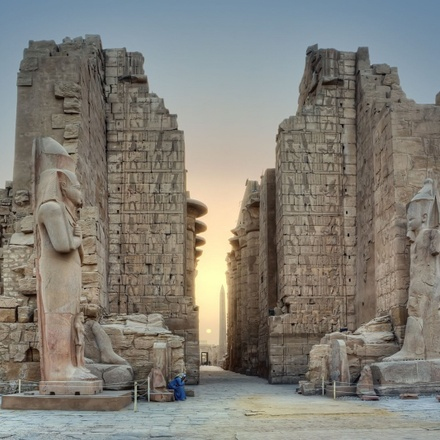 Luxury Tour Package of Egypt