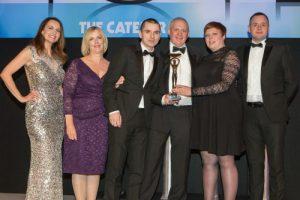 Hotel Cateys 2016: Hotel Restaurant Team of the Year