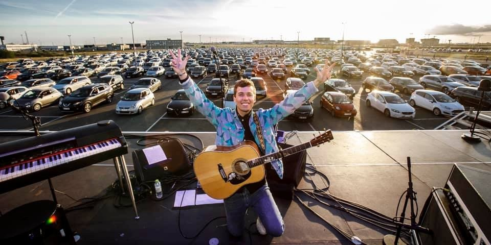 Drive-in concerts see the return of live music in Australia, US, and Europe - Asia might be next