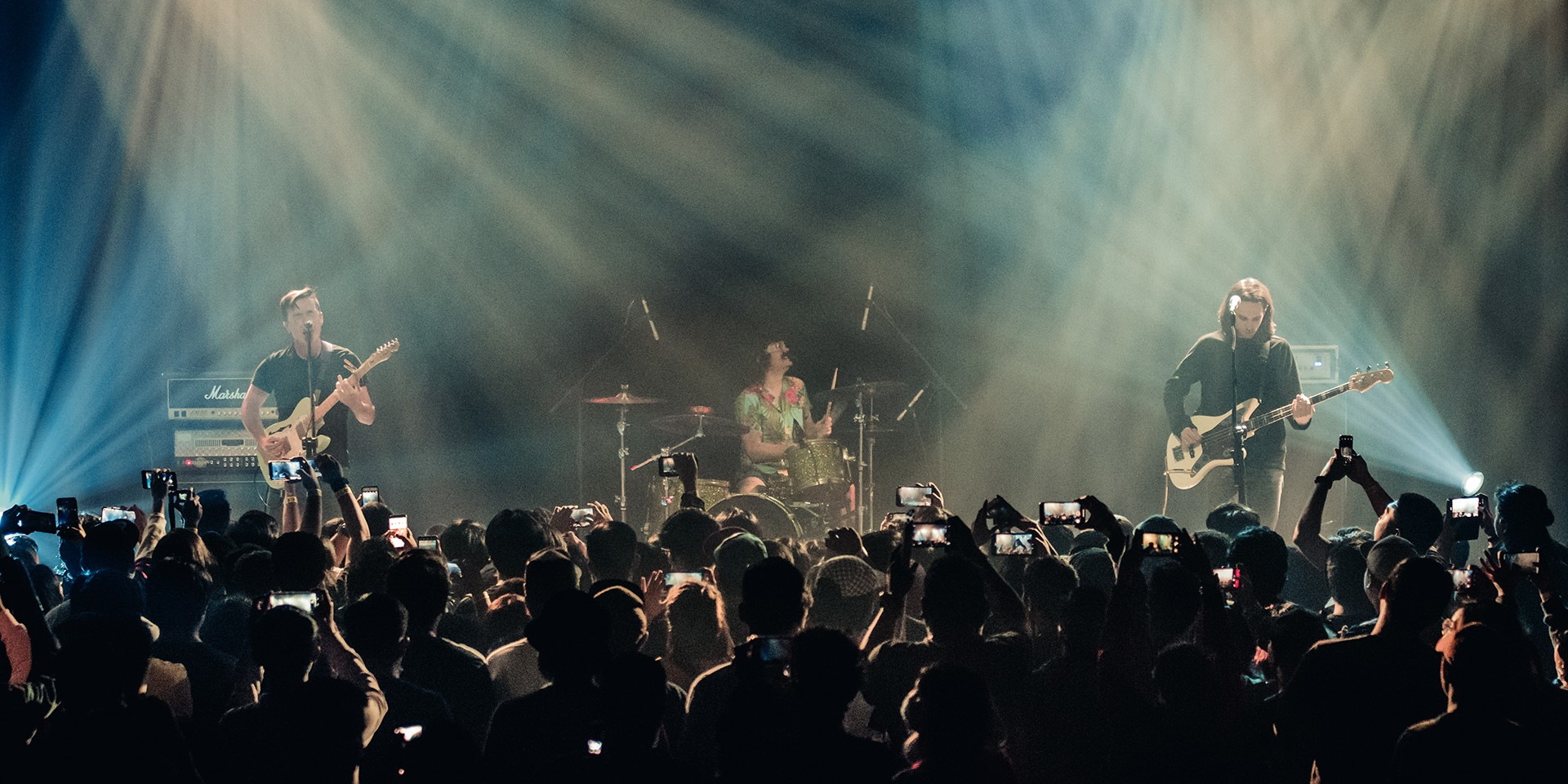Tiny Moving Parts bring joy to their Filipino audience at Manila concert – photo gallery