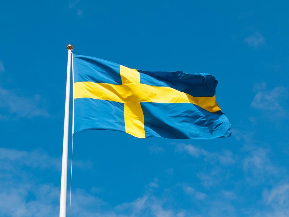 Svanska flaggan