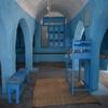 Interior 2, Slat Ribi Avraham Small Quarter, Djerba (Jerba, Jarbah, جربة), Tunisia 7/9/2016, Chrystie Sherman
