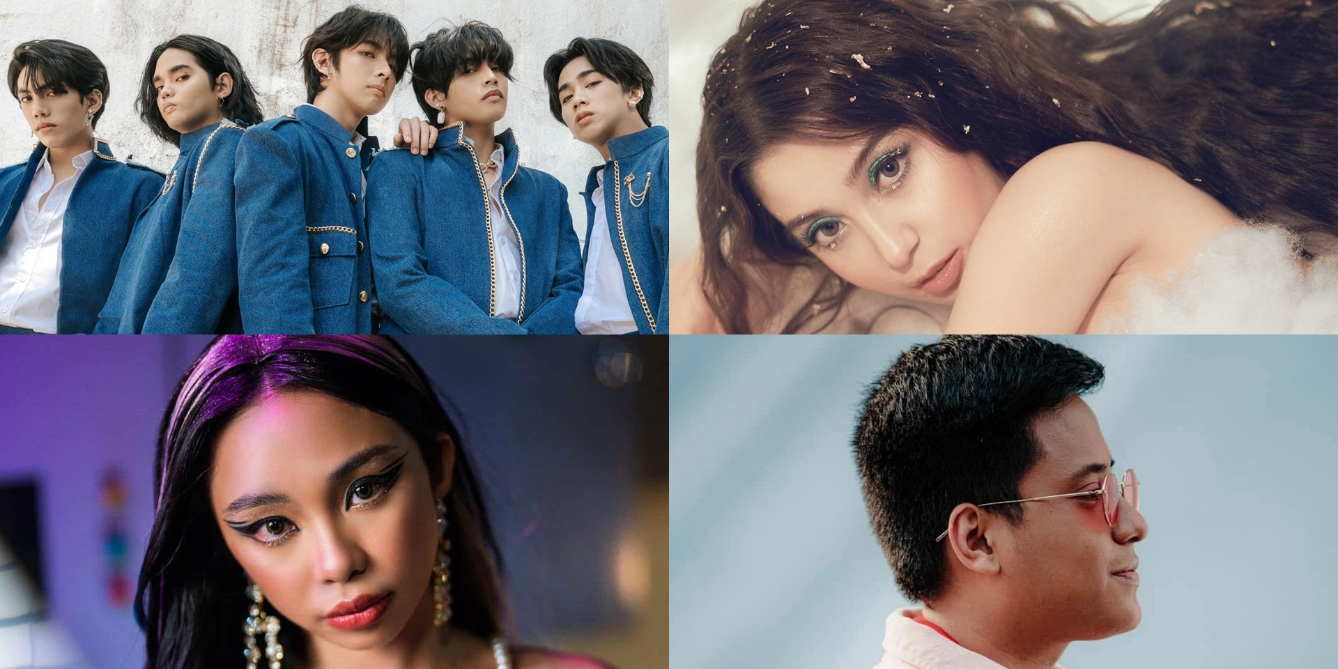 Here are the finalists of the TikTok Awards Philippines 2021 – SB19, Donnalyn Bartolome, Maymay Entrata, Matthaios, and more