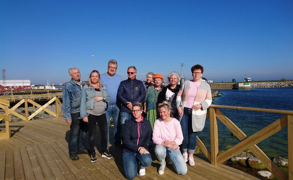 Styrelsen i Nogersunds Hembygdsförening är glada och stolta över utmärkelsen Årets bygdegårdsförening i Sverige.