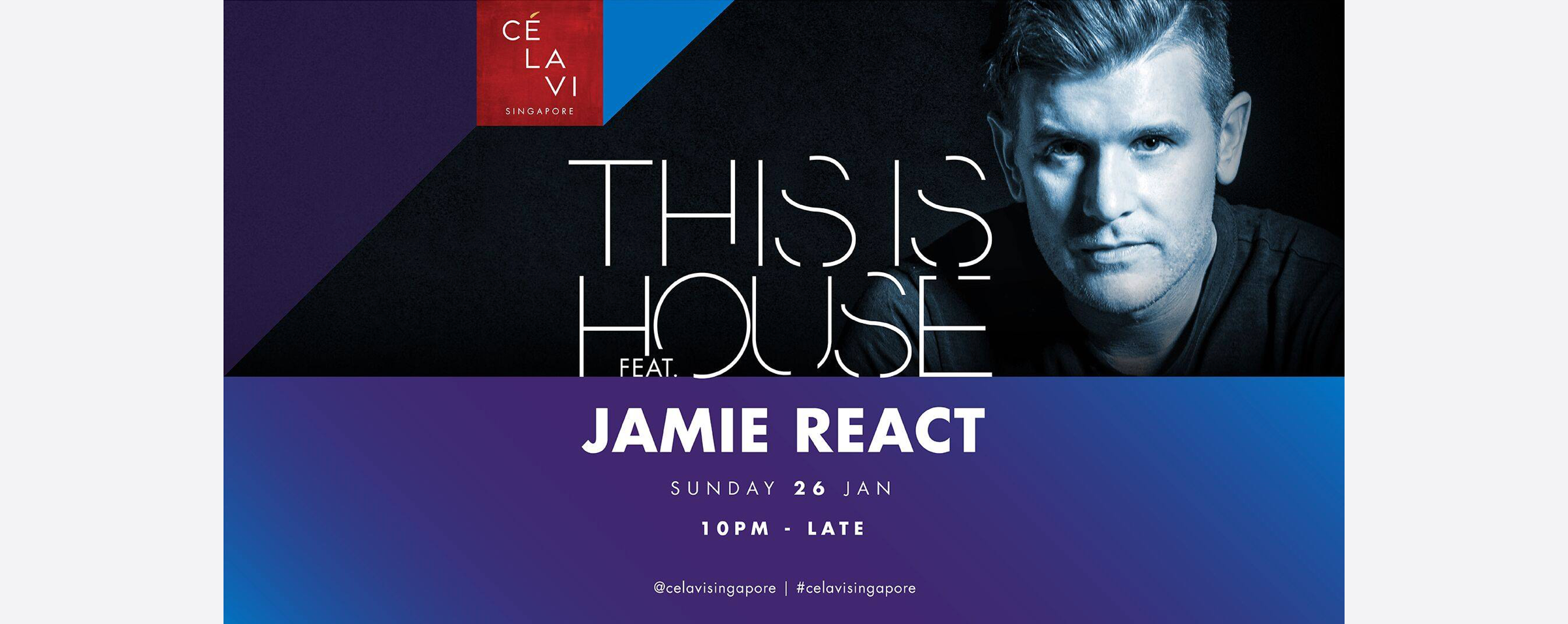 This Is House Feat. Jamie React