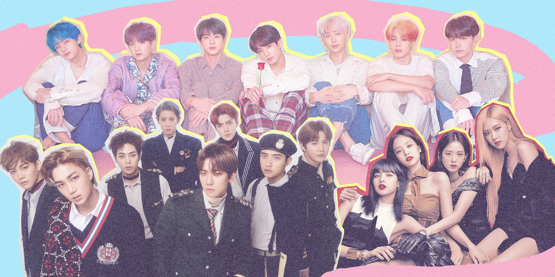 BTS, EXO, and BLACKPINK are the Philippines' top tweeted K-Pop acts in 2019