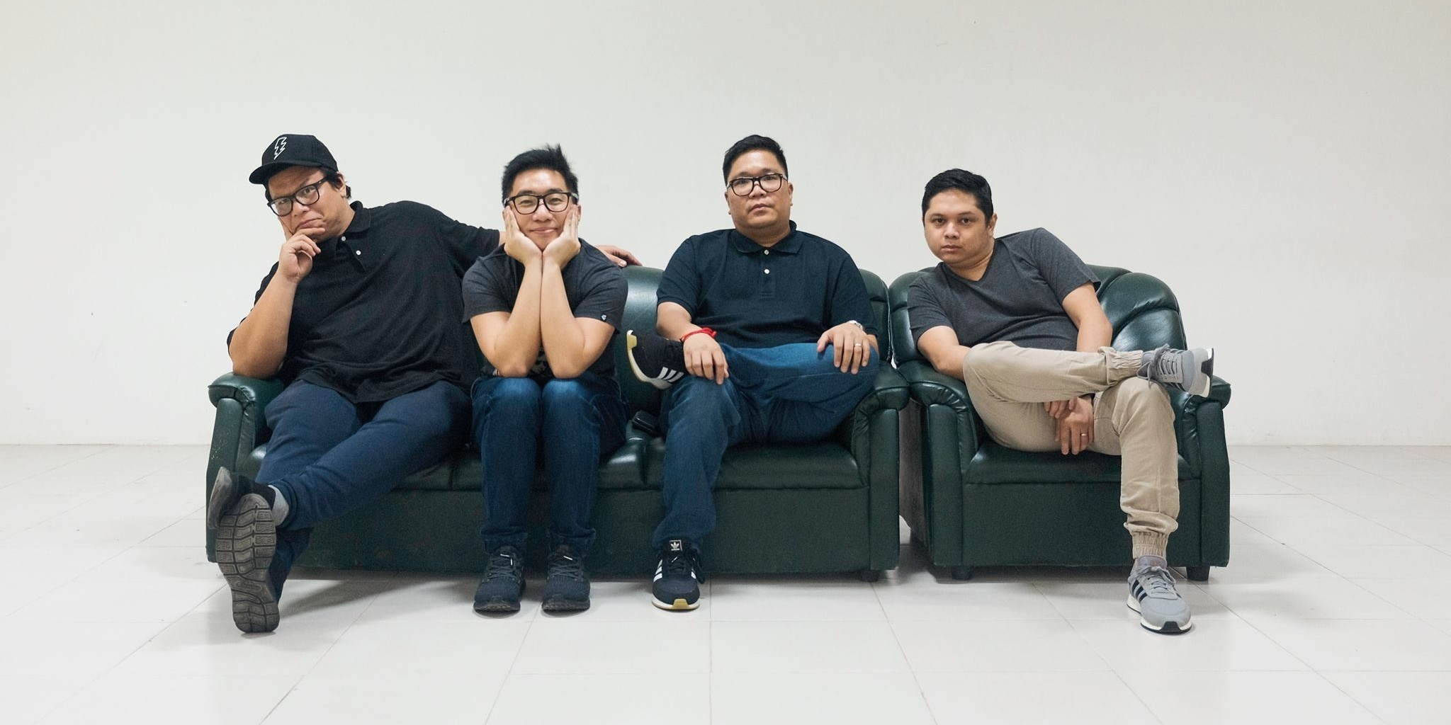 """""""We've been secretly recording songs during quarantine"""": The Itchyworms on new single 'The Silence' – listen"""