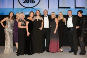 Hotel Cateys 2016: Extra Mile Award