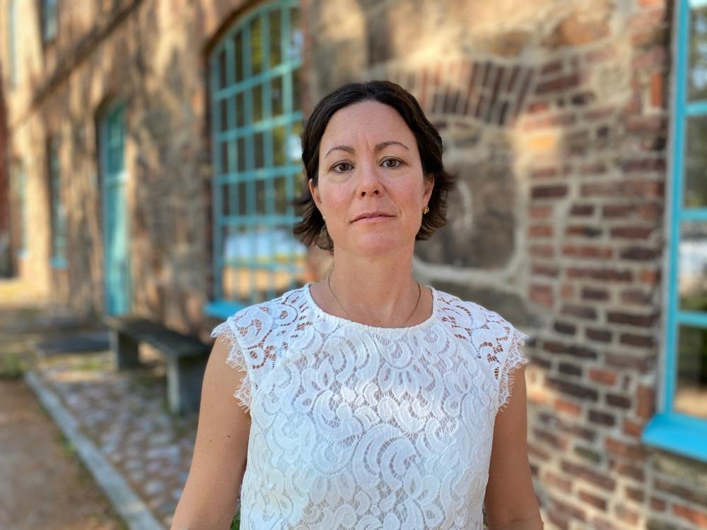 Maria Ryberg Mo, smittskyddsläkare