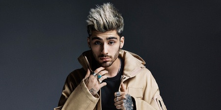 Zayn shares romantic ballad 'There You Are' — listen