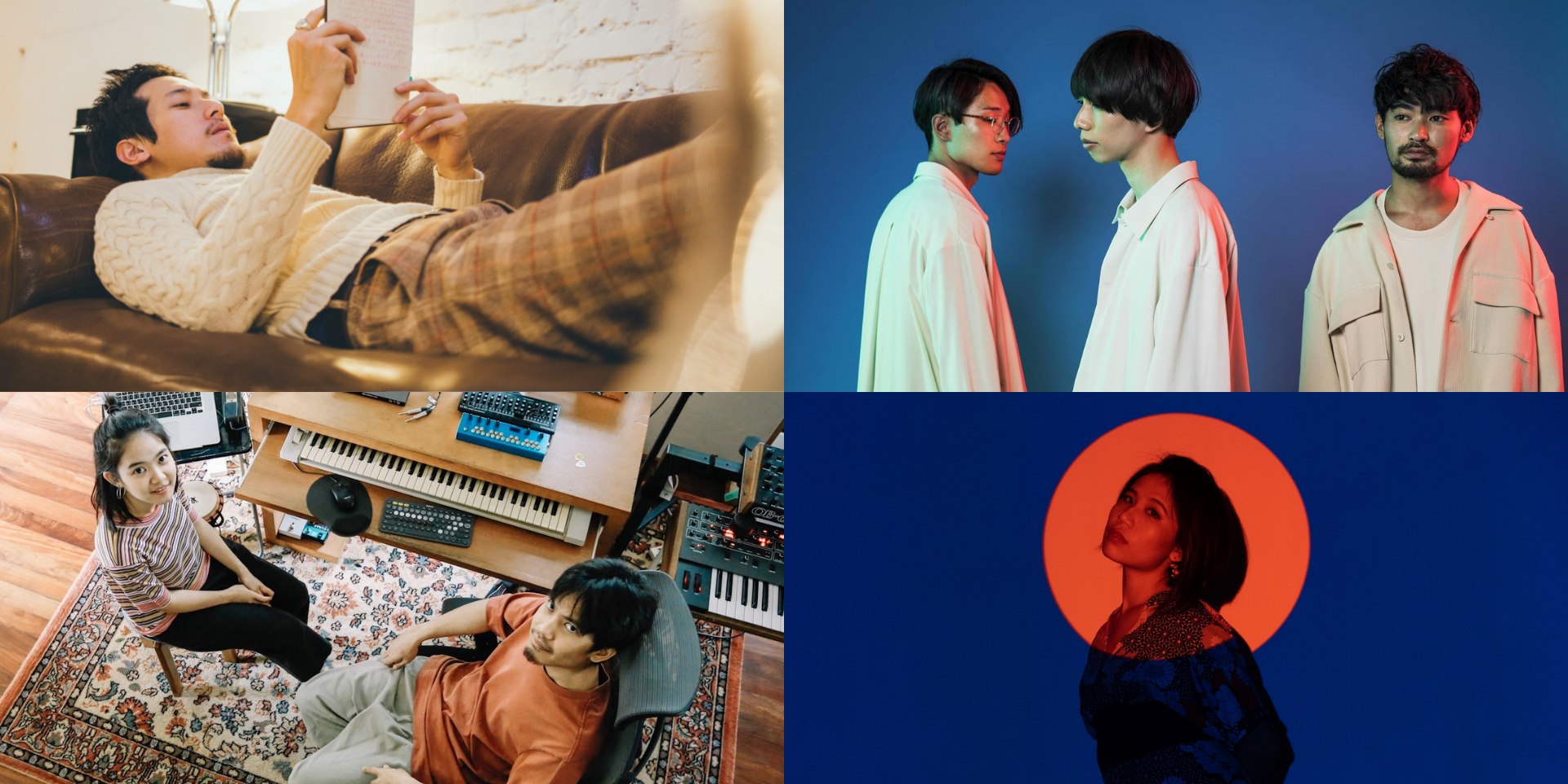 Bandwagon's guide to Asian R&B Funk: 12 artists you need to know