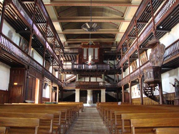 Eglise Saint-Vincent, Ciboure