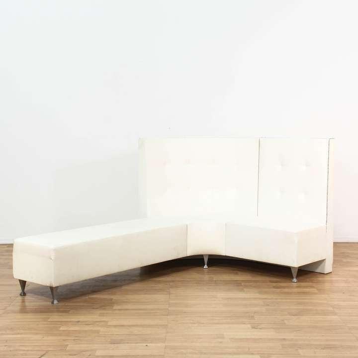 Mid Century Modern Modular 3 Piece Sofa