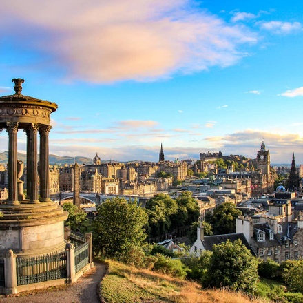 Capital Edinburgh and Royal Yacht Britannia