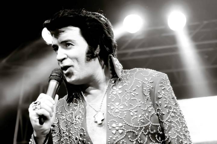 TBT - Doug Church (the true voice of Elvis) Birthmas Spectacular Saturday, December 22, 2018, Doors, 2:00 PM.