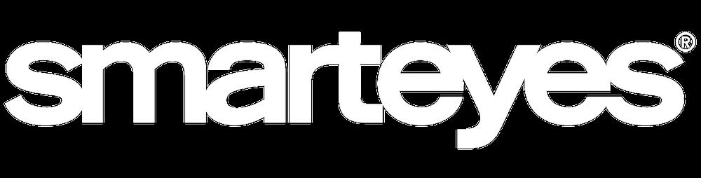 Smarteyes logotype Negativ PNG