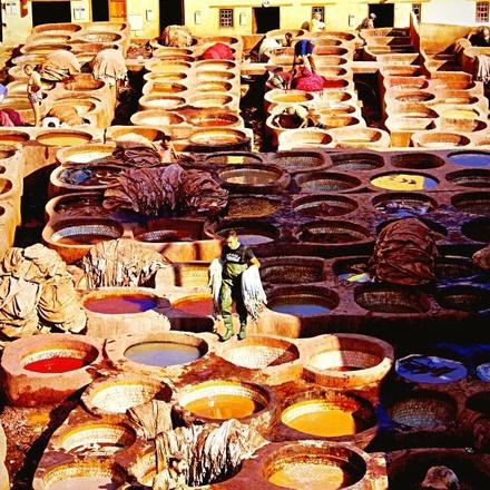 4 Days Tour To Fes Via Sahara Desert From Marrakech