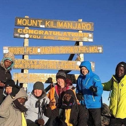 Mount Kilimanjaro - 5 Days Marangu Route