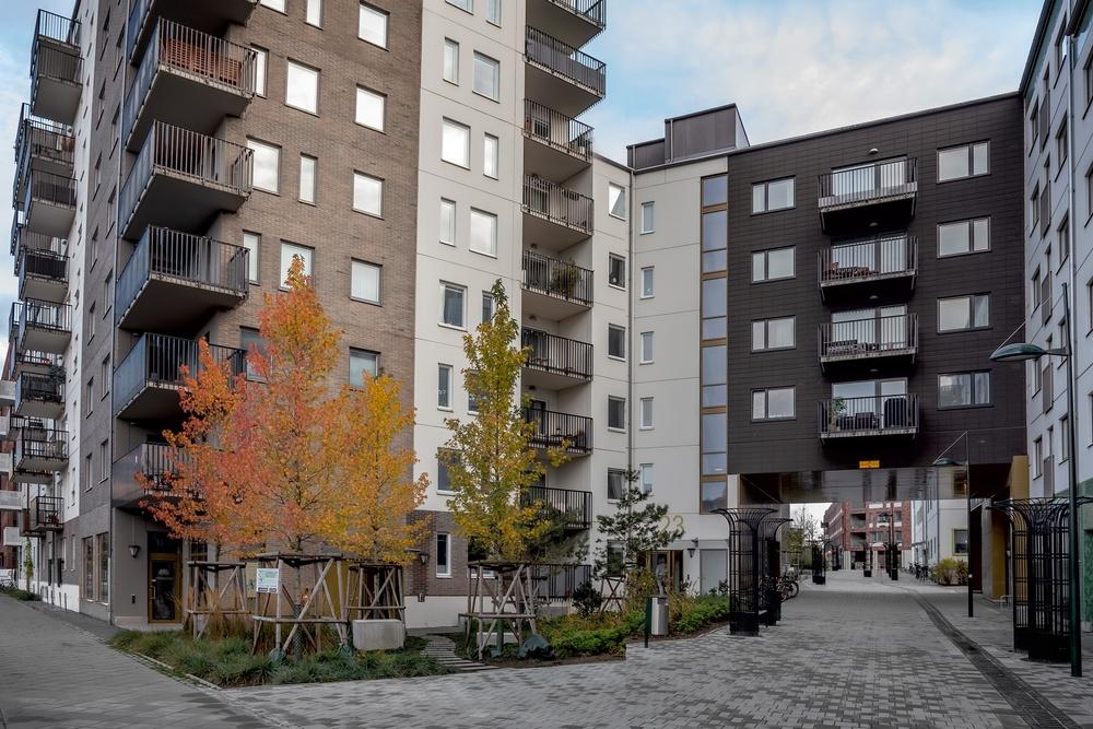 Ikano Bostads andra kvarter i Västra Hamnen är nu miljöcertifierat enligt BREEAM.