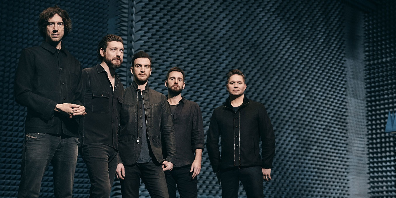 Snow Patrol releases new song, 'Time Won't Go Slowly' – listen