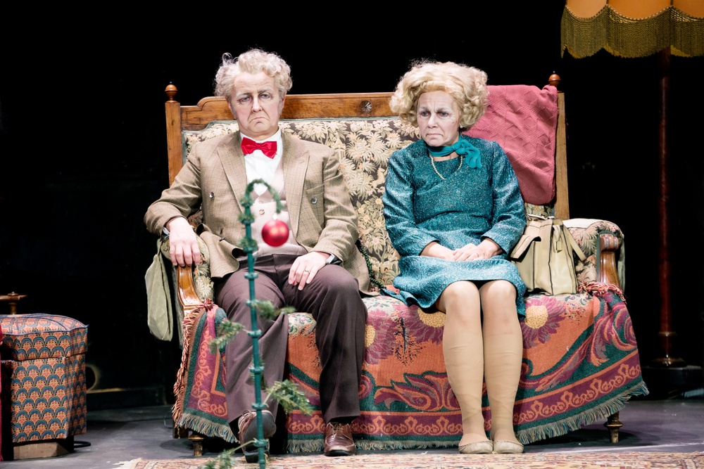 Christer Nerfont och Ann Sigurdson