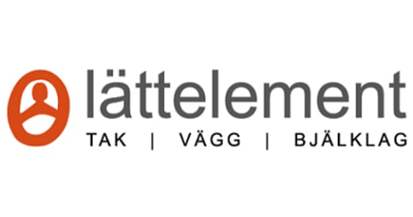 Lättelement AB logo