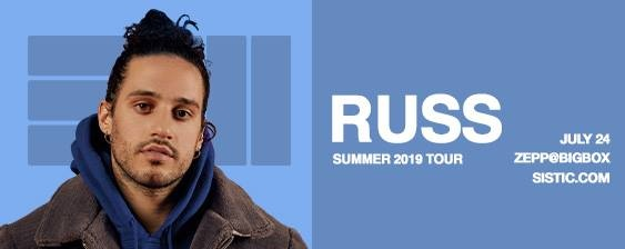 Russ - Live In Singapore