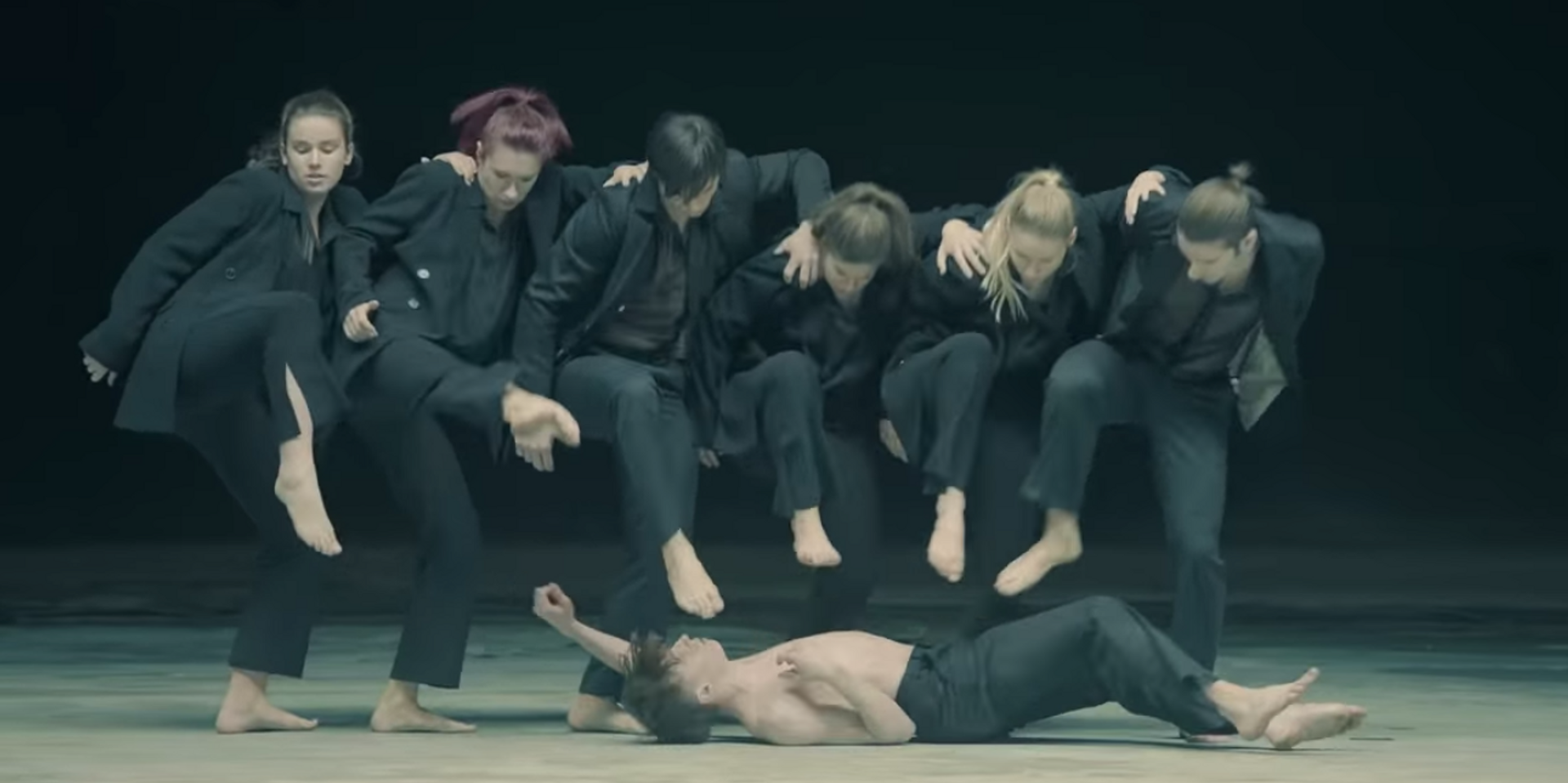 Twitter reacts to BTS' 'Black Swan' music video