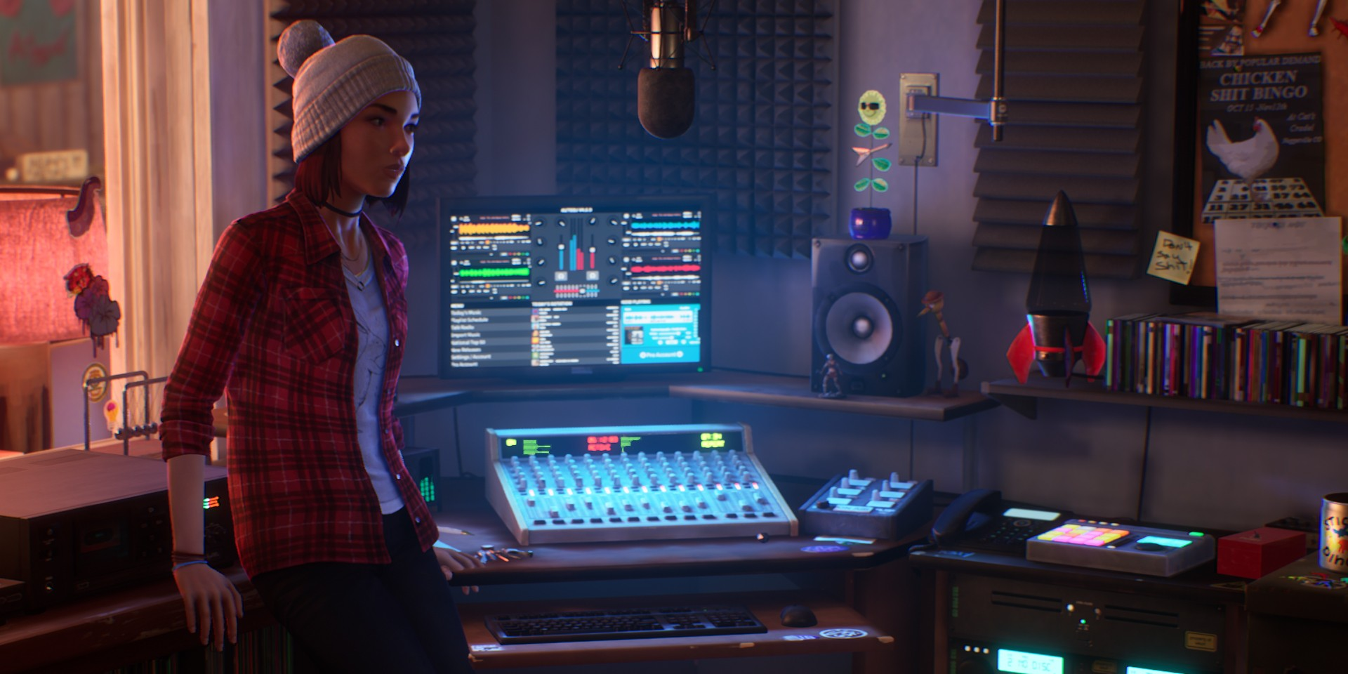 Play as a small town DJ with the 'Life Is Strange: True Colors' DLC 'Wavelengths'