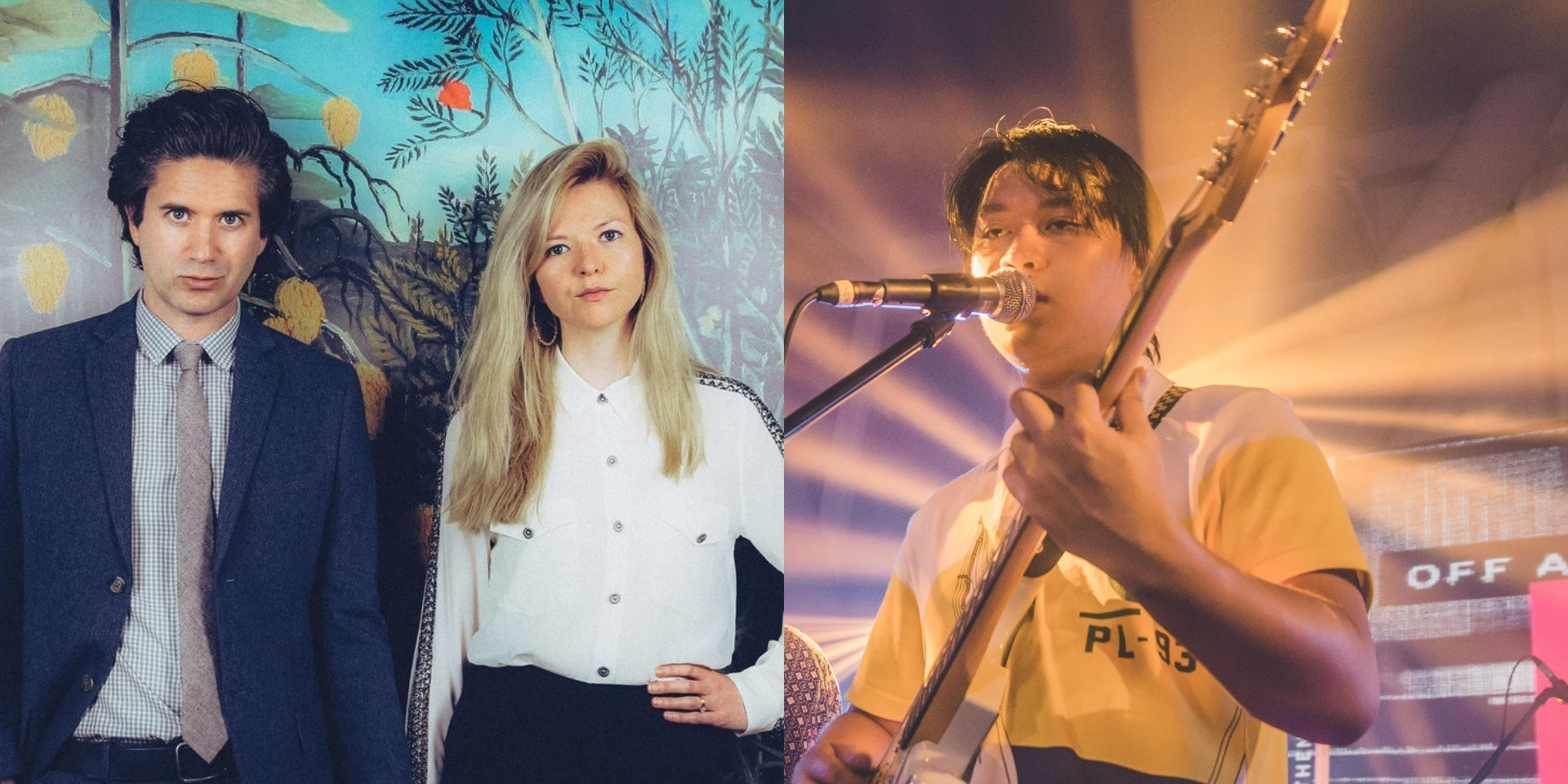 Still Corners and Mellow Fellow to perform in Singapore