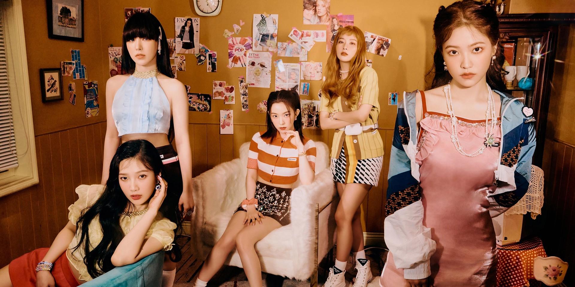 Red Velvet announce sixth mini-album, 'Queendom,' online fanmeet