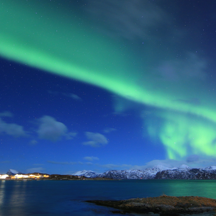 Iceland In-Depth featuring the Northern Lights
