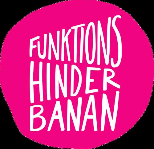 Funktionshinderbanan logo