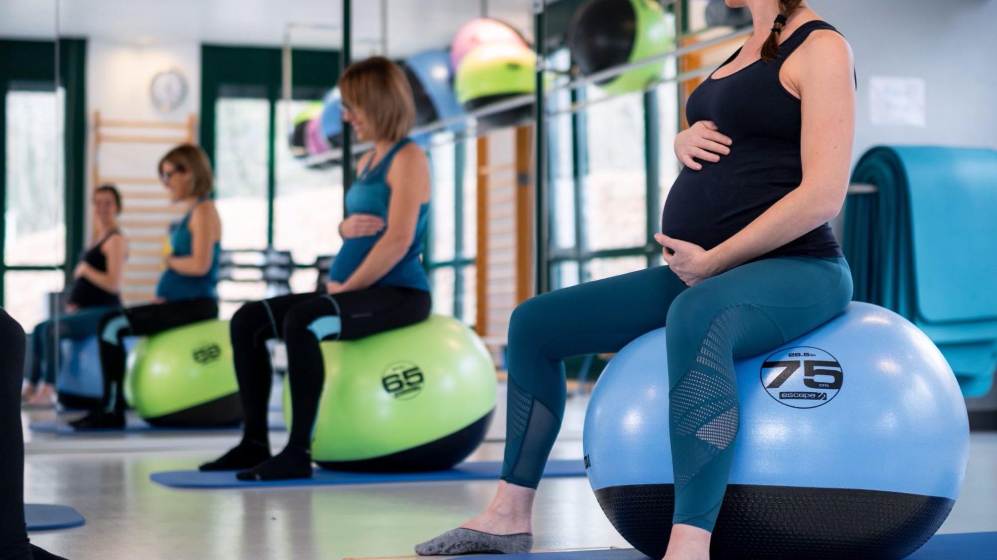 Représentation de la formation : COACH Femmes enceintes