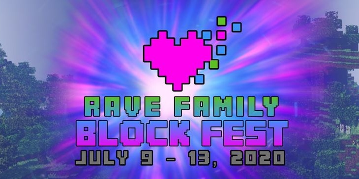 """""""Largest online music festival"""" Electric Blockaloo postponed due to game update and announces name change"""