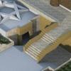 Tomb of Esther and Mordechai, Exterior, Digital Reconstruction [2] (Hamadan, Iran, 2011)
