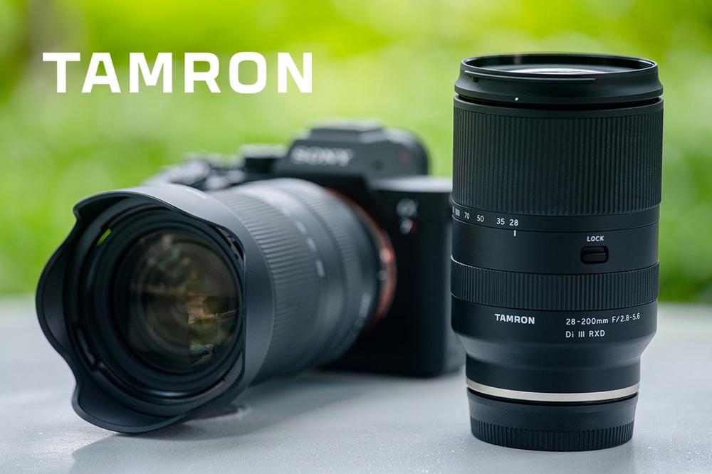 Uusi Tamron All in One -objektiivi Sonyn täyskennokameroille