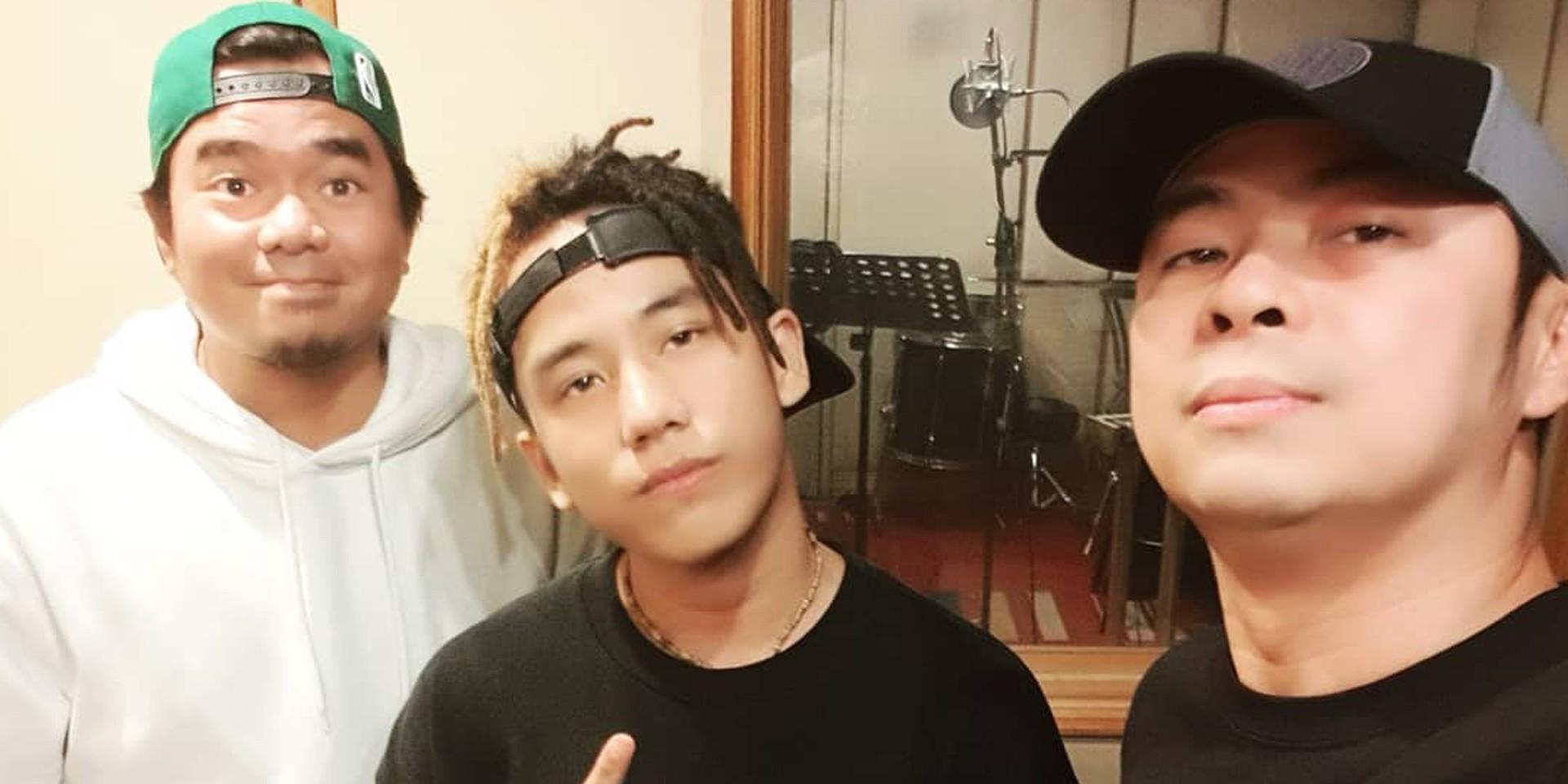 Shanti Dope, Chito Miranda, and Gloc-9 team up on new single 'Pati Pato' – listen