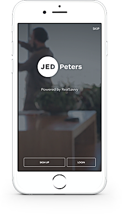 Jed Peters Real Estate App