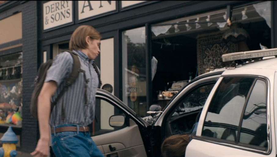 Derry & Sons Antique Store in The Stand episode 1