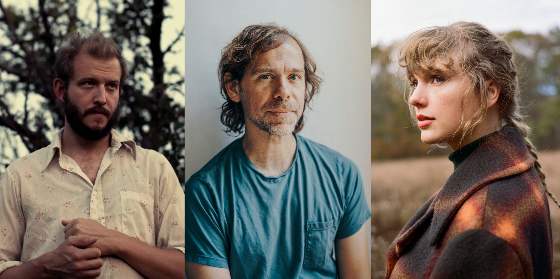 Big Red Machine's Aaron Dessner and Justin Vernon reunite with Taylor Swift in 'Renegade' - watch