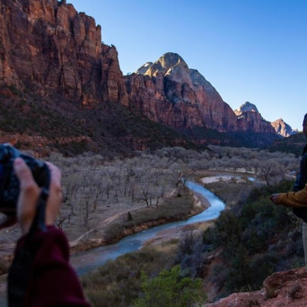 Hiking the Best of the West's National Parks